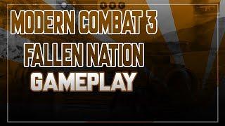 Modern Combat 3 Fallen Nation Gameplay HD Download