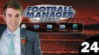Football Manager 2008 | Episode 24 - Man Utd AGAIN!
