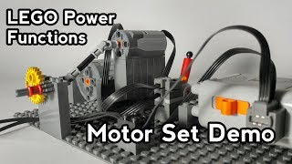 How To Use LEGO Power Functions! Power Functions Motor Set 8293 Tutorial #Lego #LegoTechnic