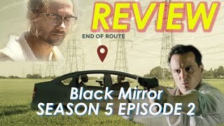 The Ending Of Smithereens Explained | Black Mirror Season 5