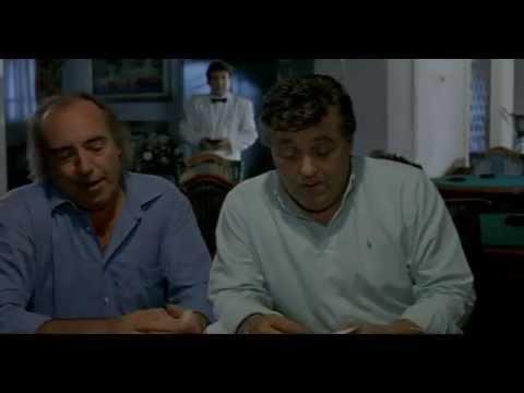 """""""Pokerino Natalizio"""" Angelo Bernabucci, C.De Sica, M.Mattioli, P.Conticini """"Vacanze Di Natale 95"""""""
