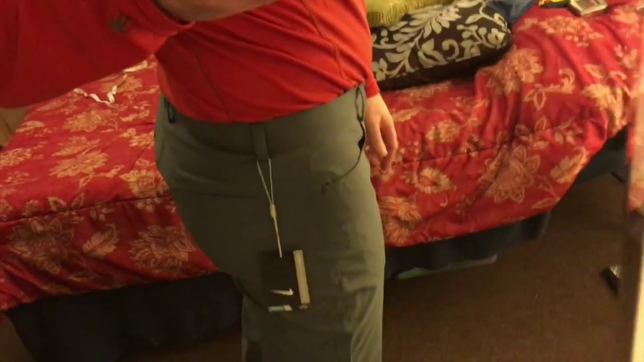 53a51aa7c991c Nike Modern 5 pocket golf pant review - YouTube
