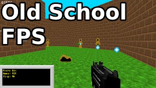 Old school FPS Engine - New Update! New Weapons!