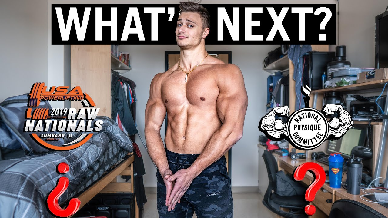 WHAT HAPPENS NOW!? | Football, Bodybuilding, Powerlifting, etc.