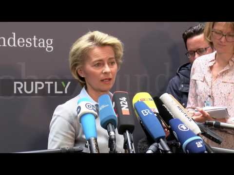 Germany: DefMin promises reforms of army ahead of 'false flag' hearing
