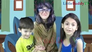 Nani Amma Nani Amma Maan Jain Nursery Rhymes Hindi/Urdu