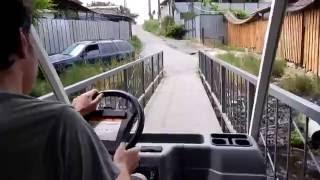 Переделка гольф машины с бензина на электричество(, 2016-06-14T15:00:14.000Z)