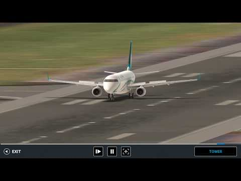 RFS 0.5.4 New aircraft Embraer E190 - Real Flight Simulator