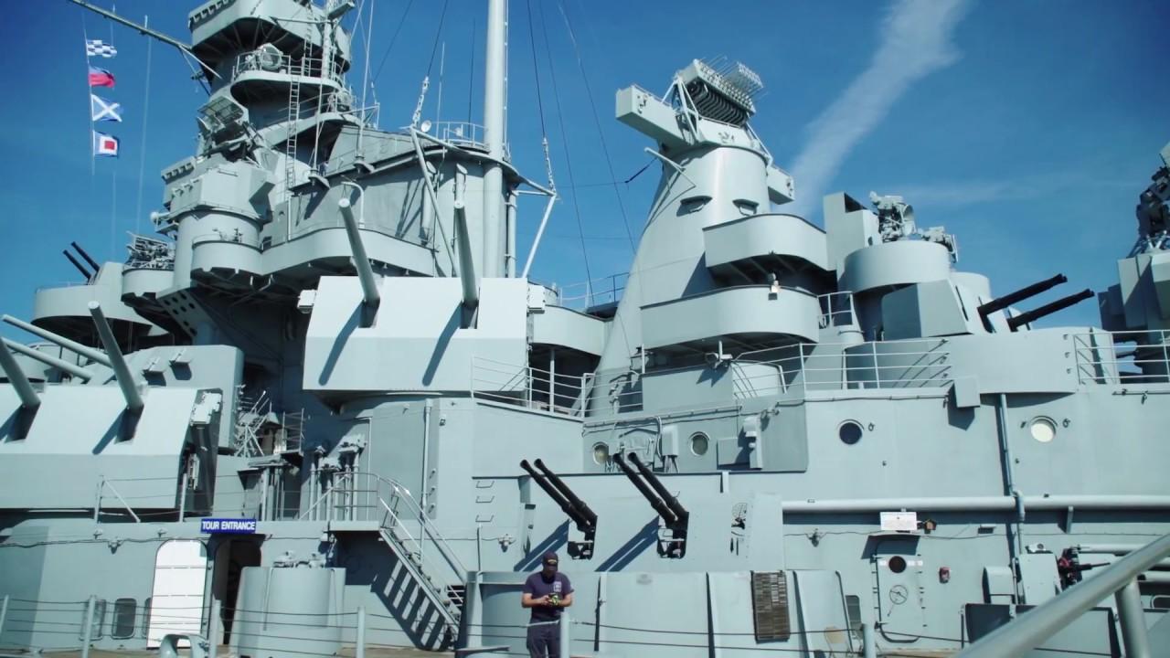 USS Alabama Battleship Memorial Park on