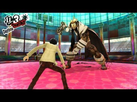 "「Persona 5 」 34 ~ ""Arc 06: Event ~ Solo? Battle Arena"" (Merciless)"