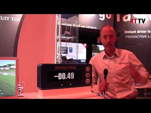 Racelogic's Julian Thomas talks to RTTV about his latest VBOX products