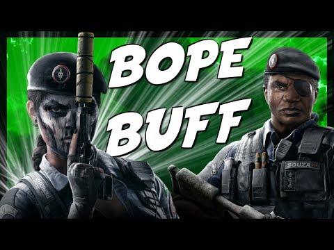 BOPE Buff - Rainbow Six: Siege