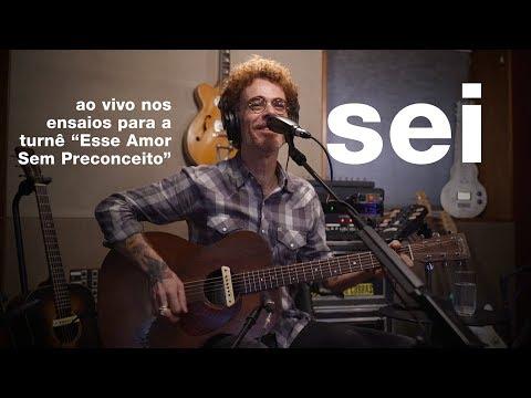 """Nando Reis - Sei ensaios da turnê """"Esse Amor Sem Preconceito"""""""
