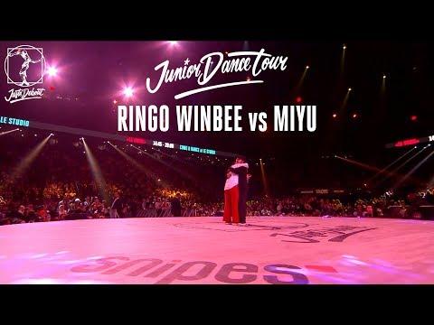 Junior Dance Tour semi final : Ringo...