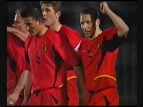 Rode Duivels - Voorbereiding WK 2002