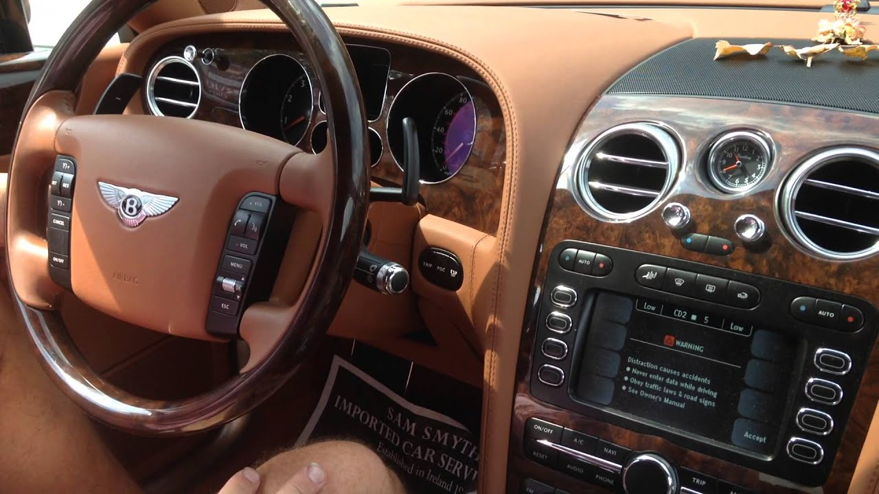 Bentley Continental Flying Spur 2006 Service Light ReSet for Dash SmythImports  YouTube