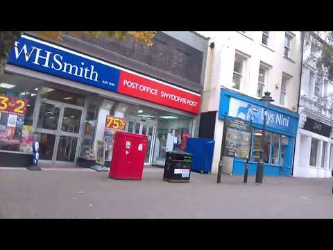 Travel Guide Carmarthen Town Centre Camarthenshire Wales UK Pros And Cons Review