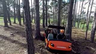 jacobsen truckster xd come ride with us