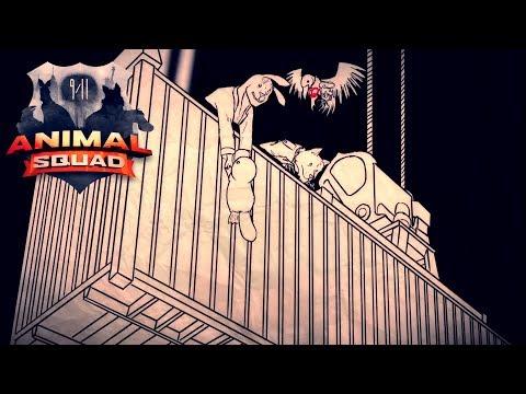Pen & Paper: 9/11- Animal Squad X | Auf nach Amerika