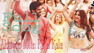Akhiyon Mein Kajal Kala Aaj Mere rashke Dala      #viral_song #tiktok