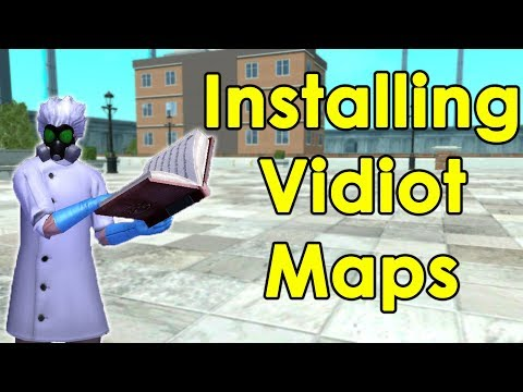 City Of Heroes 101: Installing VidiotMaps | Map Overlay