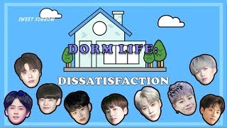 [#UNBeagles] UNB Dorm Life #1 – Sleep & Socks...