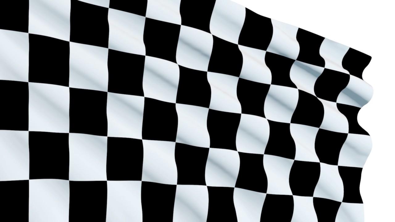 Bandera A Cuadros Carreras 3d Gratis Free 3d Racing Flag