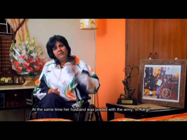 Deepa Malik - CKA 2013 Awardees Video Travel Video