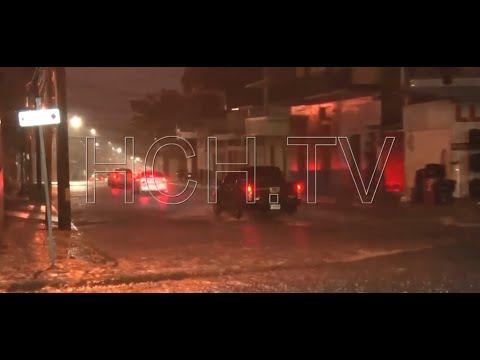 Intensas lluvias anegaron varias calles y otras noticias en SPS