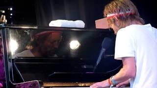 Thom Yorke & Jonny Greenwood - Cymbal Rush | Glastonbury Festival, Pilton UK (4/9)