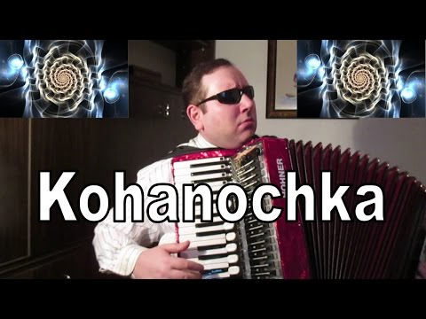 Kohanochka - Russian Dance - Accordion - Murathan