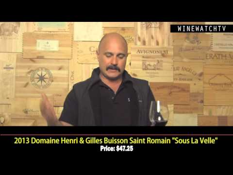 What I Drank Yesterday  Domaine Henri et Gilles Buisson