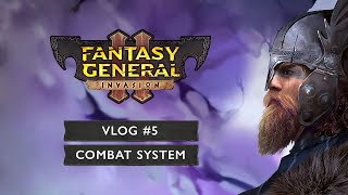 Fantasy General II - Combat System