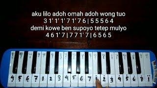 Not Pianika Demi Kowe - Pendhoza