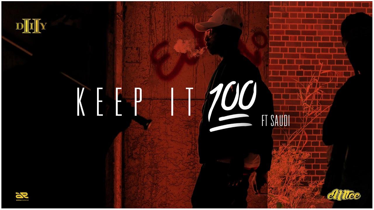 Download Emtee - Keep it 100 ft Saudi