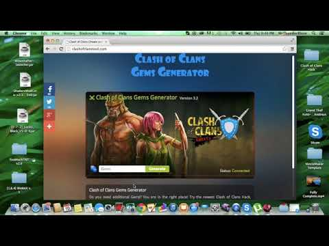 How To Hack Clash Of Clans Without Any Surveys Activation Code Trick