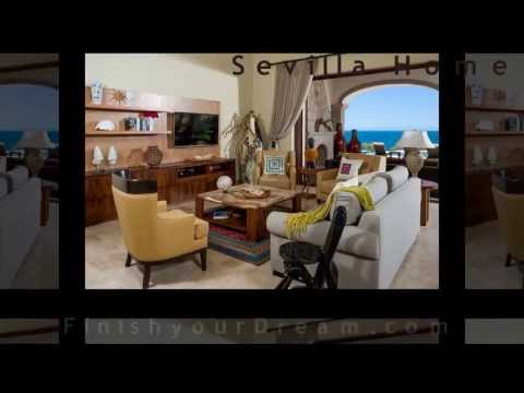Interior Design Cabo - Sevilla Home Los Cabos Mexican Furniture