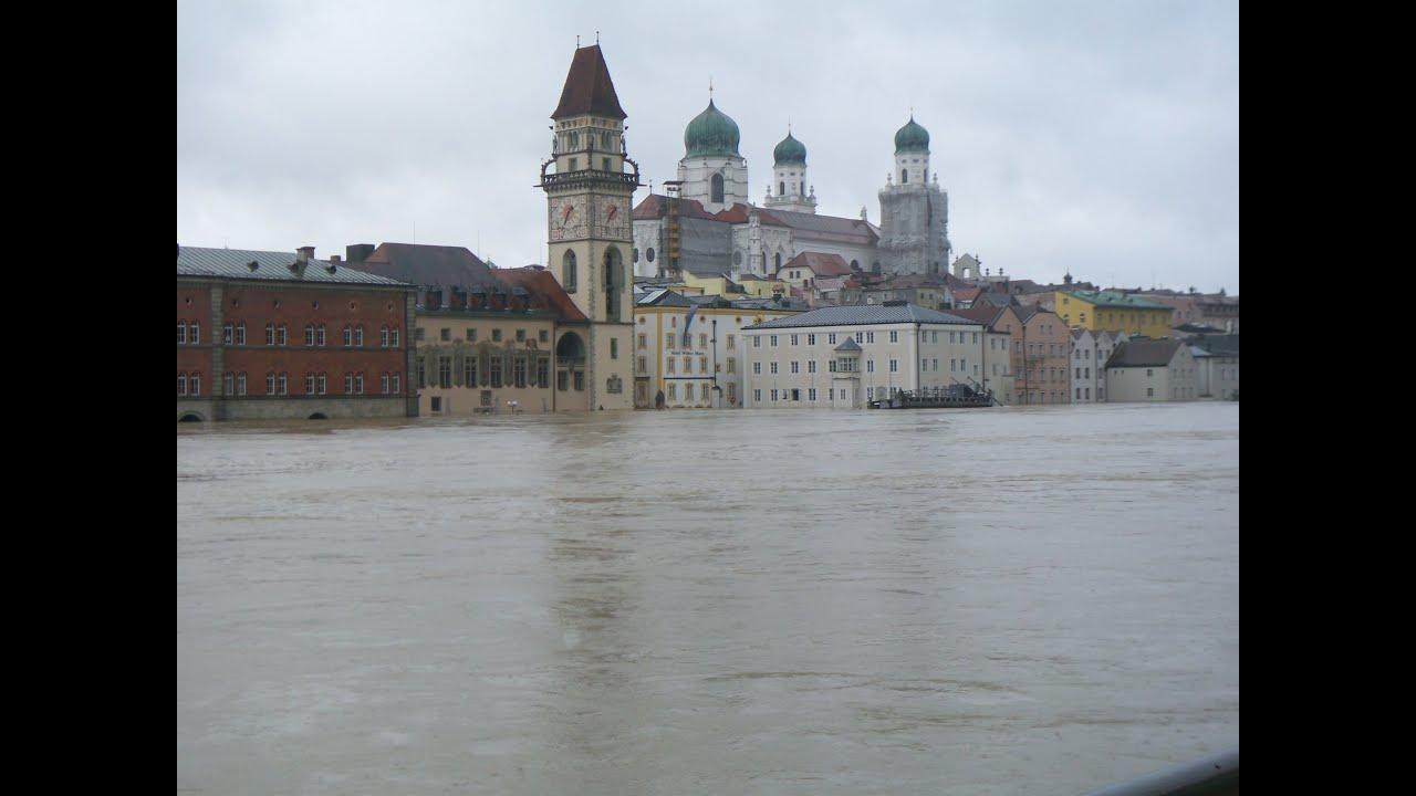 Hochwasser Passau Aktuell