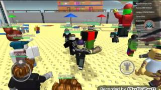 Roblox island disaster I survived 2 times