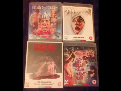 Arrow Video Collection Part 2