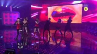 J.Y.Park Kiss Live [HD]