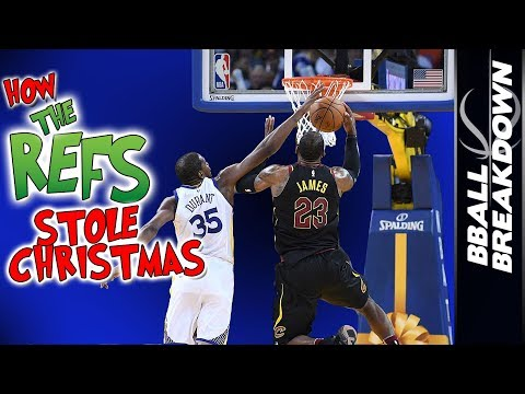 How The REFS Stole Christmas