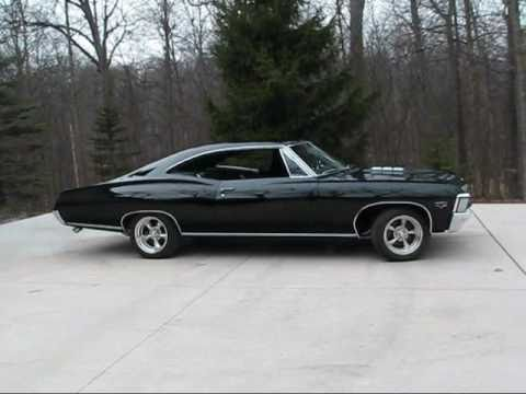 1967 impala ss video youtube. Black Bedroom Furniture Sets. Home Design Ideas