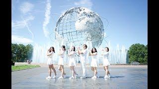 Video [IcoNYC] GFRIEND (여자친구) - Love Whisper (귀를기울이면) Dance Cover download MP3, 3GP, MP4, WEBM, AVI, FLV September 2017