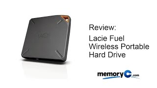 Review: Lacie Fuel Portable Wireless Hard Drive
