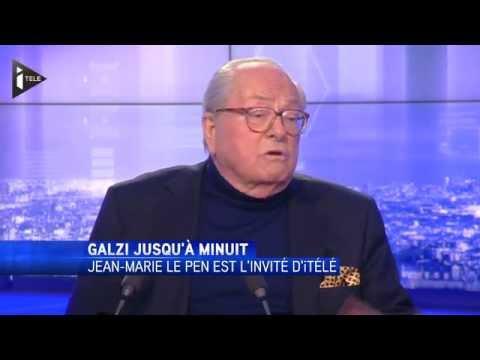 """Jean-Marie Le Pen """"je connais mieux la France que Manuel Valls"""""""