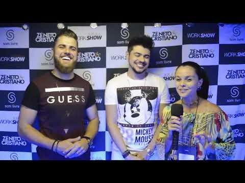 Ze Neto e Cristiano Expo Londrina 2018