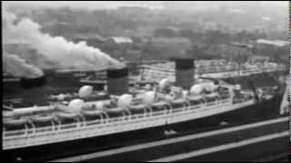 RMS Queen Mary: Story of the First Cunard's Queen