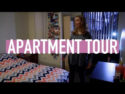 Eugene Student Apartment Tour (UO)