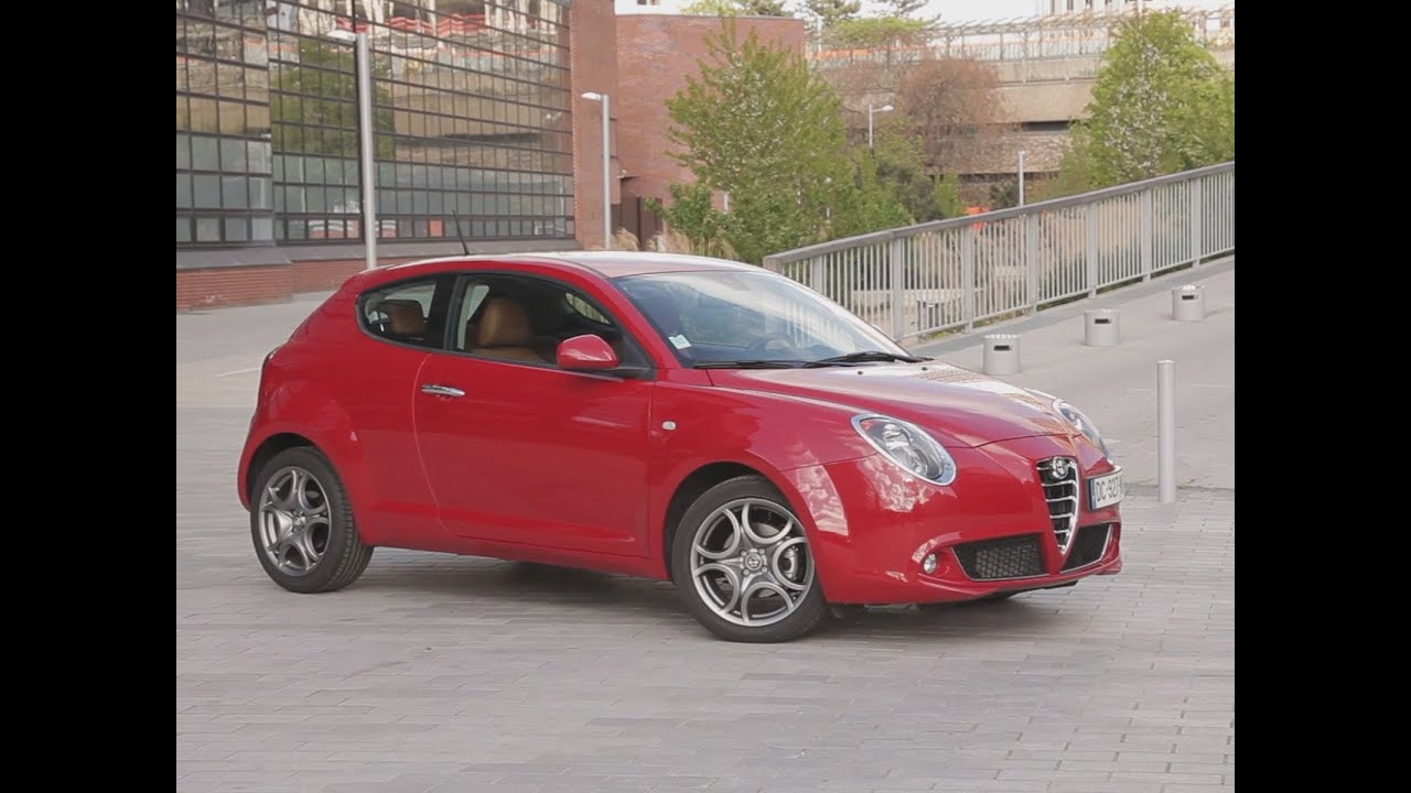 essai alfa romeo mito 1 6 jtdm 120 exclusive 2014 youtube. Black Bedroom Furniture Sets. Home Design Ideas